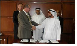 Gulftainer-Borouge agreement: positive step in strategy for regional growth