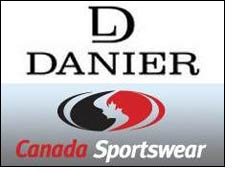 Canada Sportswear to distribute DANIER merchandise