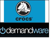 Crocs to launch more sites on Demandware across Europe, Asia