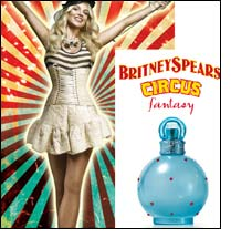 CIRCUS starring Britney Spears fantasy