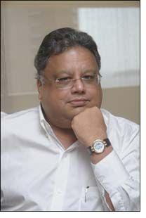 Rakesh Jhunjhunwala recommends Titan Nebula for Diwali
