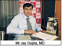 Mr Jay Gupta, MD