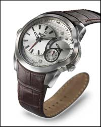 Arcus watch from Xylys: Remarkable piece of design