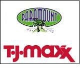 Grand opening of T.J. Maxx Store in City of Paramount