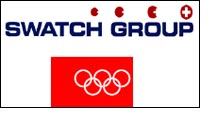 International Olympic Committee & Swatch extend contract