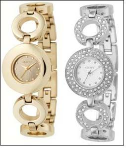 DKNY's A/W time pieces ooze international style hard to resist!
