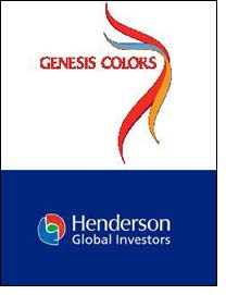 Henderson completes investment in Genesis Colors