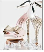 Ferragamo & Swarovski work together to create Pink Collection
