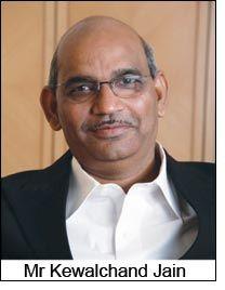 Mr Kewalchand Jain