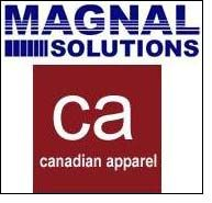Magnal Solutions partnership with Canadian Apparel Federation