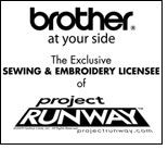 7th Project Runway marks the Brother's fourth year as a licensee