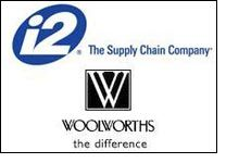 i2 BAM receives Key Partner Award from Woolworths