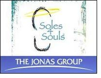 The Jonas supports Soles4Souls Shoe Charity