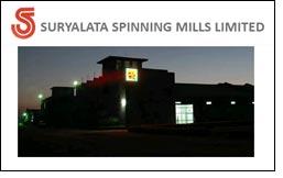 Suryalata expands capacity at Urokondapet to 33120 spindles