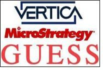 Guess? to present Vertica-based solution at MicroStrategy