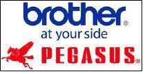 Brother & Pegasus to promote sales of sewing machines