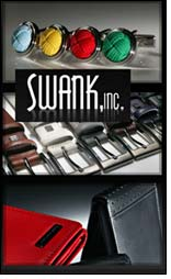 Increase in men's belt shipments at Swank