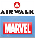 Marvel x Airwalk – fabulous collection
