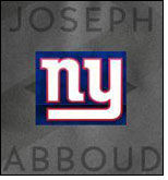 Abboud to be official apparel partner of New York Giants