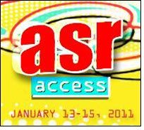 ASR aligns 2011 show dates to best serve industry¹s future needs