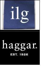 ILG to extend Haggar's brand leadership in men's wardrobe