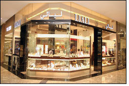 Liali opens an opulent new outlet in Mirdif City Centre