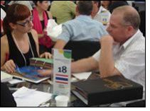 Intl buyers satisfied with innovative materials at FIMEC