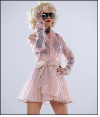 CARRERA & Christina Aguilera appear together in 'Not Myself Tonight'