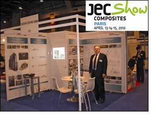 New products for prepreg components of Coatema at JEC