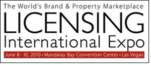 Licensing International Expo takes place in June