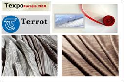 Terrot to exhibit two machines at Texpo Eurasia