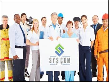 Syscom IT Clinic attracts business at Workwear Show