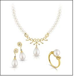 New Kiku Pearls designed to accent glamour this summer