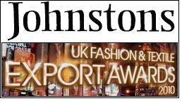 Johnstons scoops Heritage Award