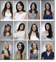 Semi-finalists for Pantene Hair Star Contest announced