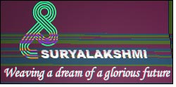 Suryalakshmi posts solid Q1 result; plans for power plant