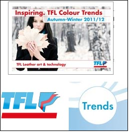 Leather colour trends for Autumn/Winter 2011/12