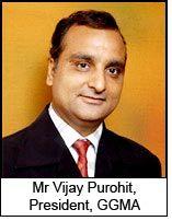 Mr Vijay Purohit, President, GGMA