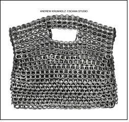 Andrew Krumholz wins 'Best Green Handbag'