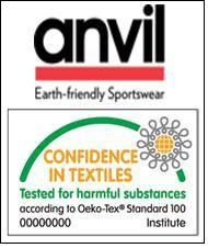 Anvil selects Oeko-Tex Standard 100 Certification