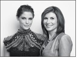 Ashley Greene joins mark beauty family