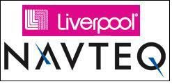 Liverpool incorporates the NAVTEQ map
