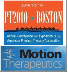 Motion Therapeutics to exhibit stabilizing garments at APTA conference