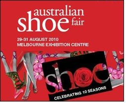 Australian Shoe Fair to have 600 lablels on display