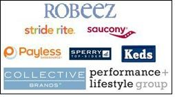 Collective Brands Performance + Lifestyle see strong growth