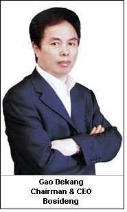 Revenues surge 34.2% at Bosideng International