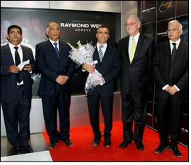 India, a strategic market for RAYMOND WEIL