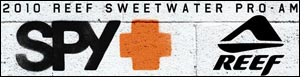 SPY sponsors 6th Reef/Sweetwater Pro-Am Surf Fest