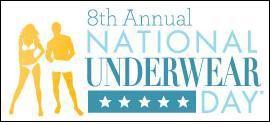 Freshpair kicks off 8th Annual National Underwear Day