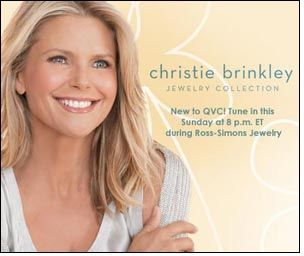 Debut of Christie Brinkley Jewelry Collection